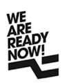 we are ready one logo